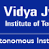 Vidya Jyothi Institute of Technology Hyderabad Wanted Professor/Associate Professor/Assistant Professor