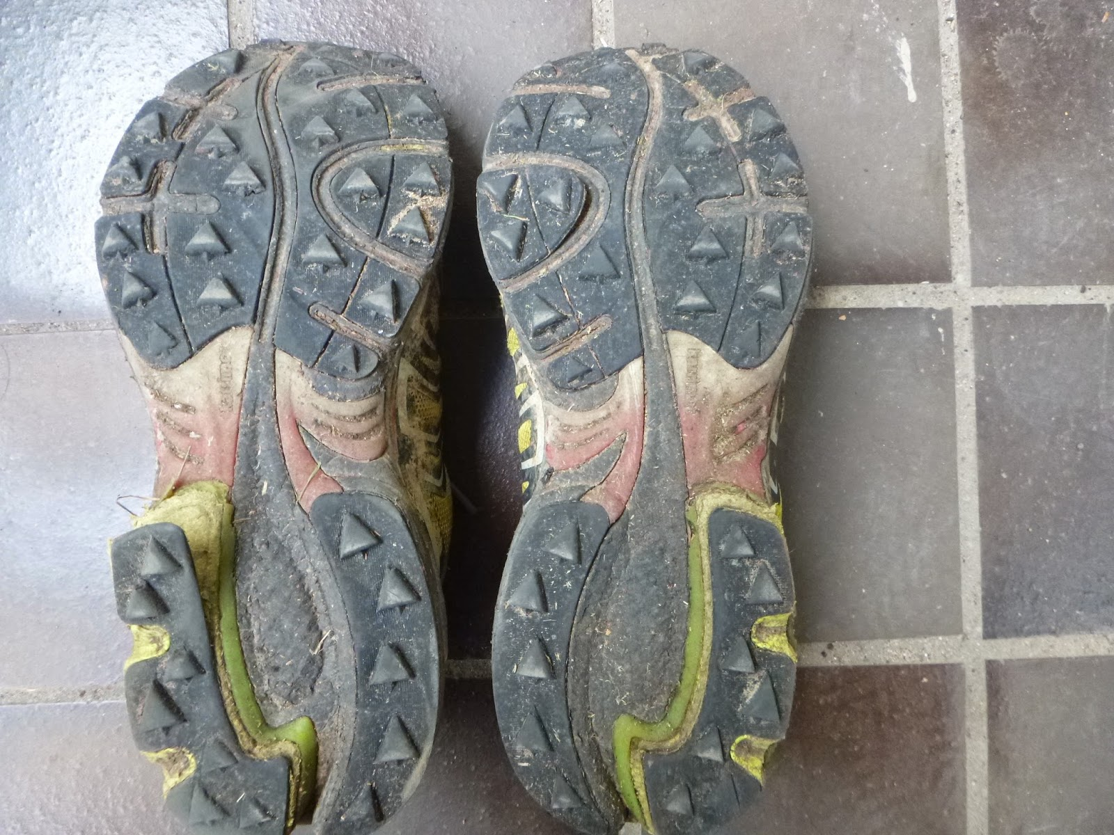 Karrimor Excel Trail  Ladies Trail Running Shoes Review