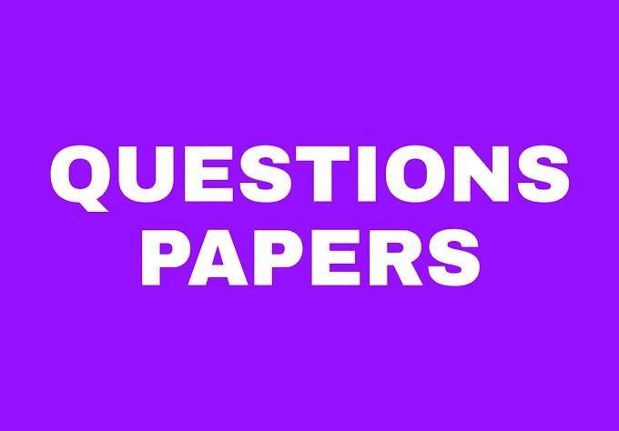 Gauhati University Education Major Question Paper