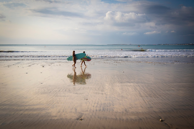 Spiaggia di Jimbaran-Jimbaran beach-Bali