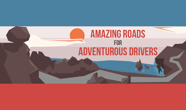 Amazing Roads For Adventurous Drivers