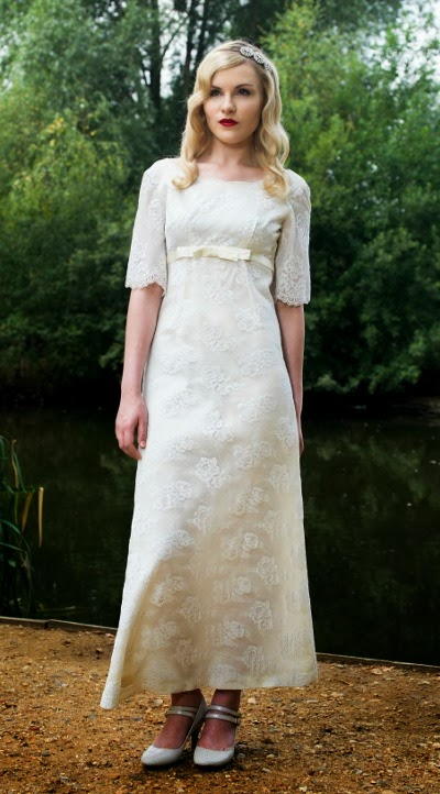 1960s Vintage Wedding Dresses C HVB Blog