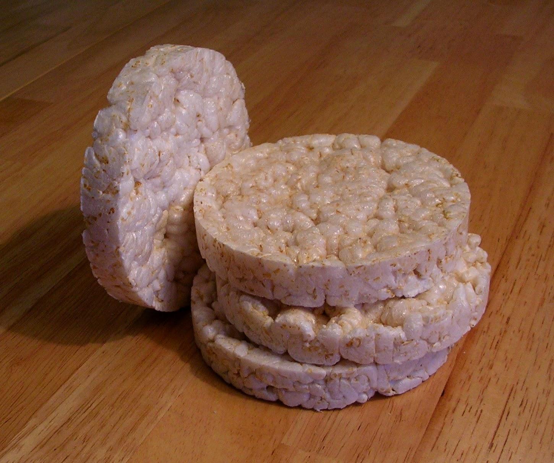 Heather Nicole S Corner Rice Cakes Healthy Snack Or