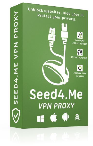SEED4.ME VPN PROXY 1.0.9 (6 months premium access free giveaway)