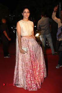 Actress Lavanya Tripati Stills in Beautiful Dress at Gemini TV Puraskaralu 2016 Event  0096.JPG