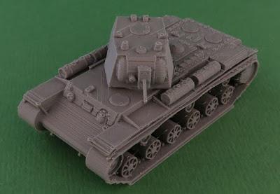 KV-8 Tank picture 3