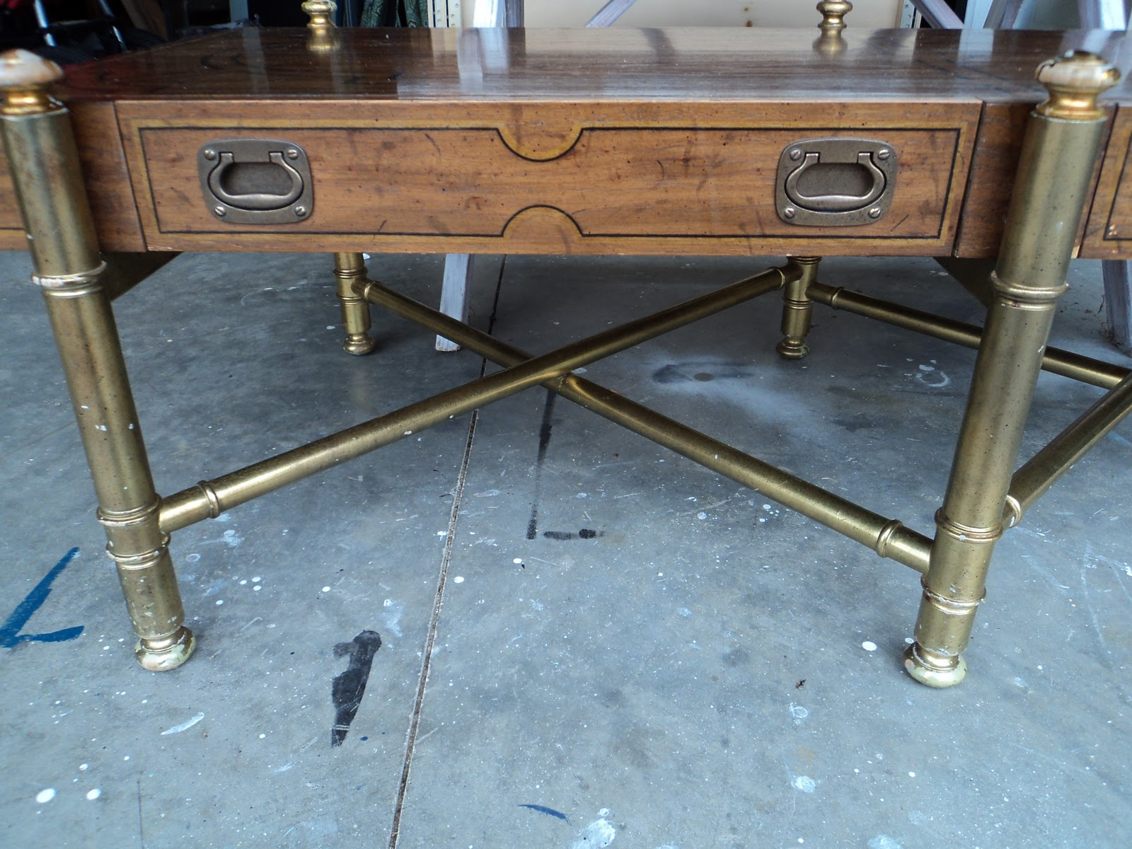 Richmond Thrifter: Craigslist Coffee Table