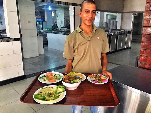 food vegetarian jordan indians mezze