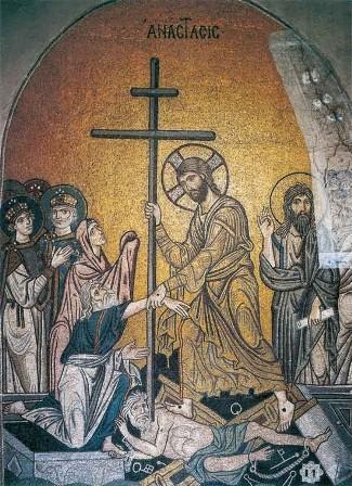 Ο Χριστός είναι άπαιχτος... Αναστήθηκε!