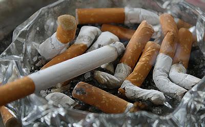 tidak merokok