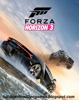 Forza Horizon 3 Free Download PC Game- MULTi13