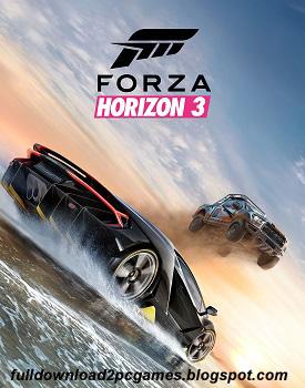 Forza Horizon 3 Free Download PC Game- MULTi13