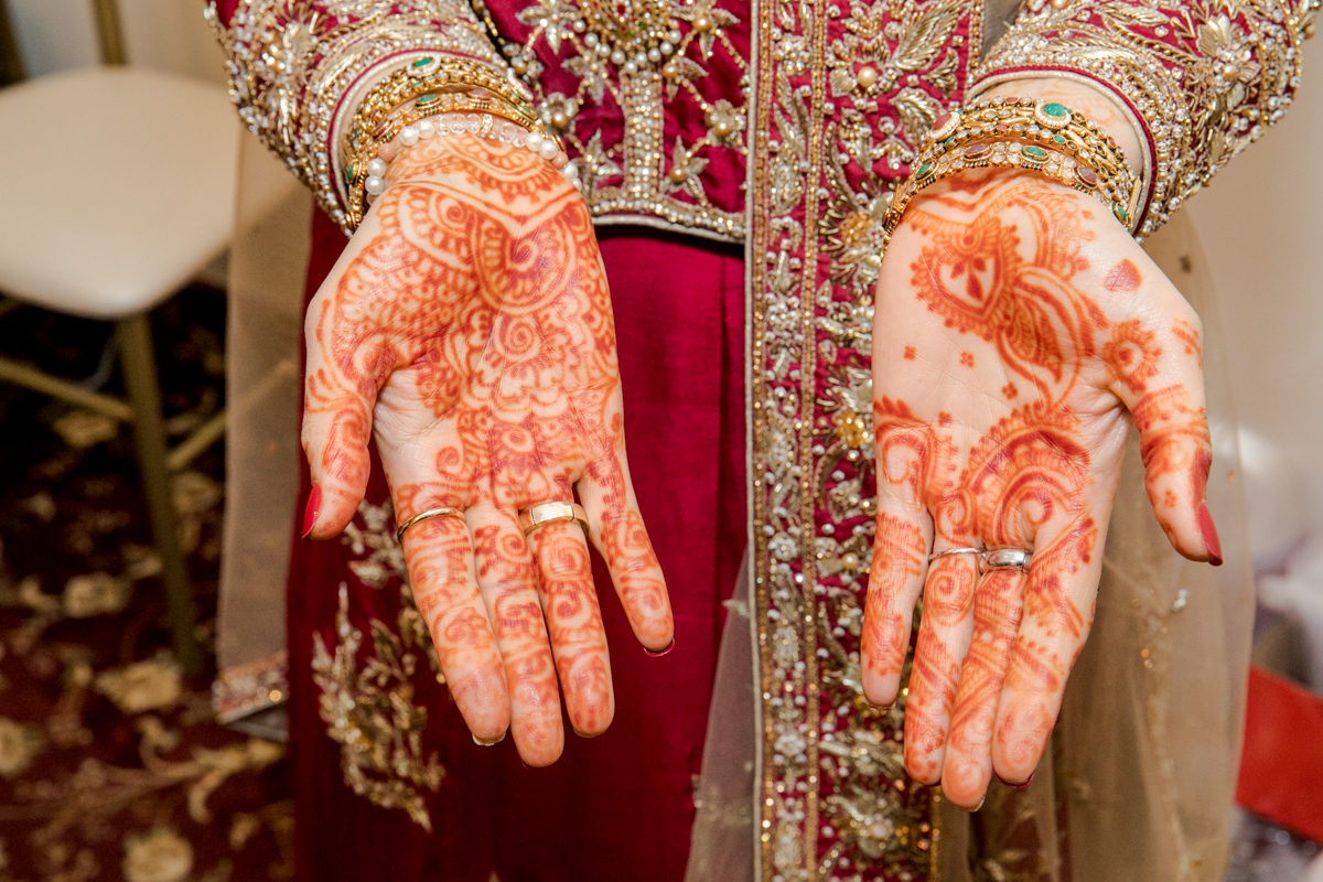 The Mehendi Ceremony,treasured heritage by the Indians