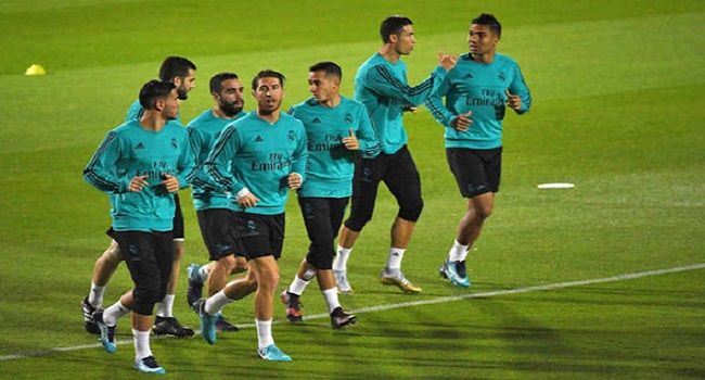 live streaming al jazirah vs real madrid 14 desember 2017