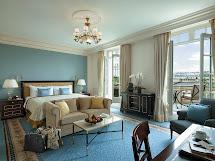 Passion Luxury Shangri-la Hotel Paris
