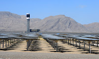 California, already using massive solar facilities like Ivanpah to power thousands of homes, proposes a bill to rid its grid of fossil fuels by 2045. (Credit: Getty Images) Click to Enlarge.