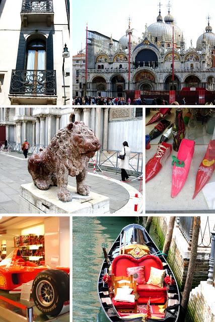 Znamenitosti Venecije