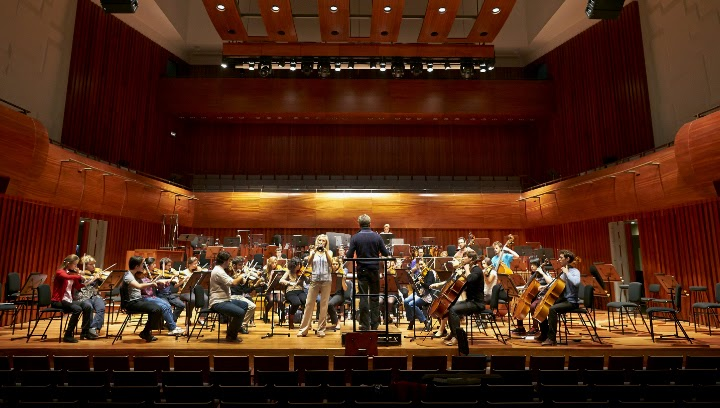Guildhall School of Music and Drama: Milton Court Concert Hall