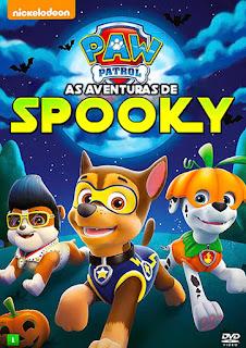 Paw Patrol: As Aventuras de Spooky - DVDRip Dublado