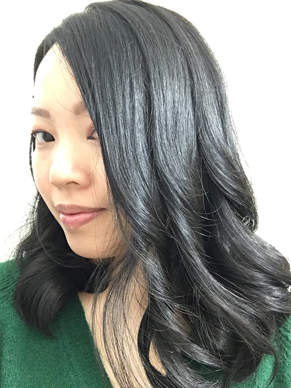 Eliane Hair & Spa blowout results