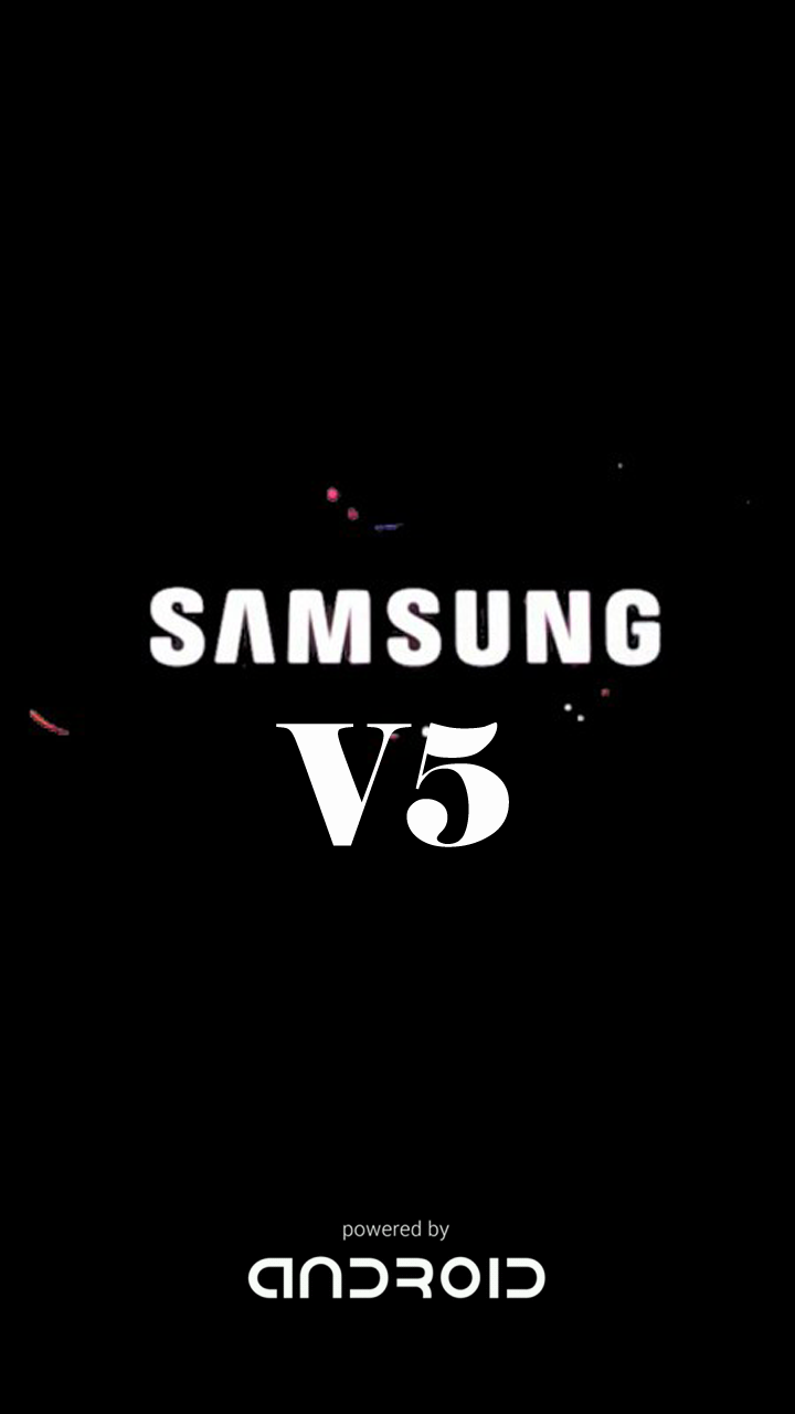 Samsung Boot Logo Bootanimation For Lava V5