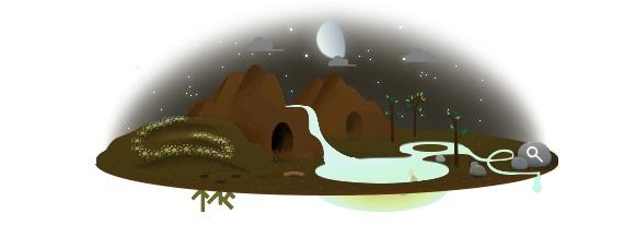 Memperingati Hari Bumi Versi Google