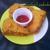 Sandwich Pakoda