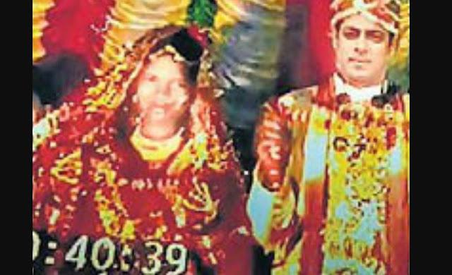 महिला का दावा- उनकी बहू ने 'सलमान खान' से की है शादी, कोर्ट में ये तस्वीर पेश - newsonfloor.com