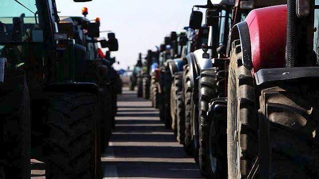 Κινητοποίηση αγροτών την Τετάρτη στην Τρίπολη