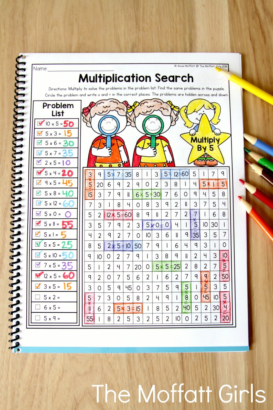 Mastering Multiplication