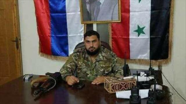 Alto comandante rebelde se rinde al Ejército de Siria