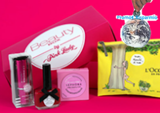 Logo Vinci gratis una Beauty Box Pink Lady