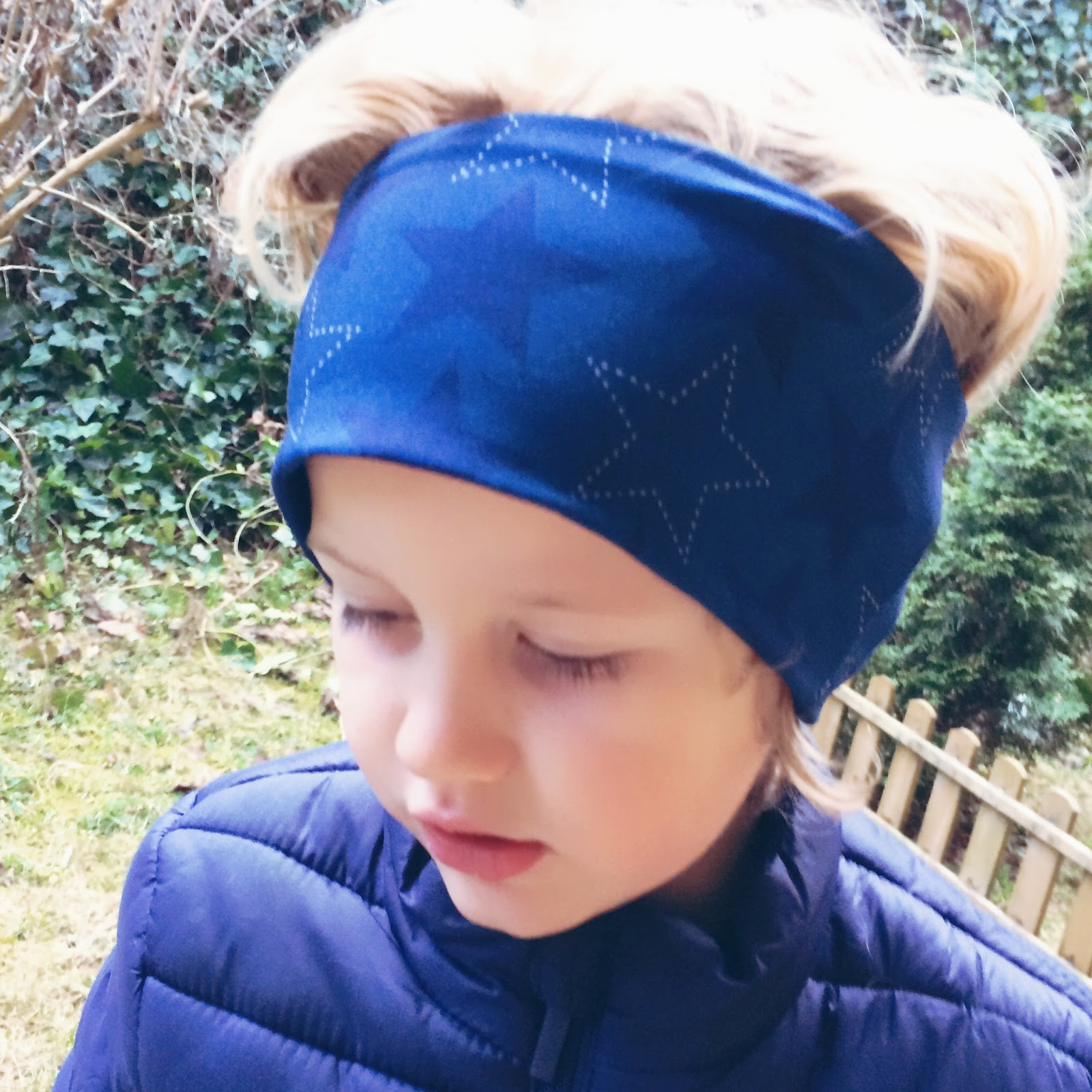 stirnband {DIY} ... | GrinseStern