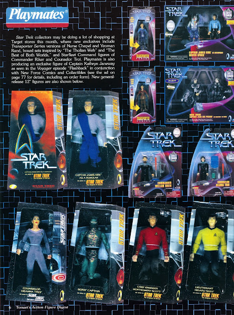 Star Trek Playmates 12 Inch Action Figure