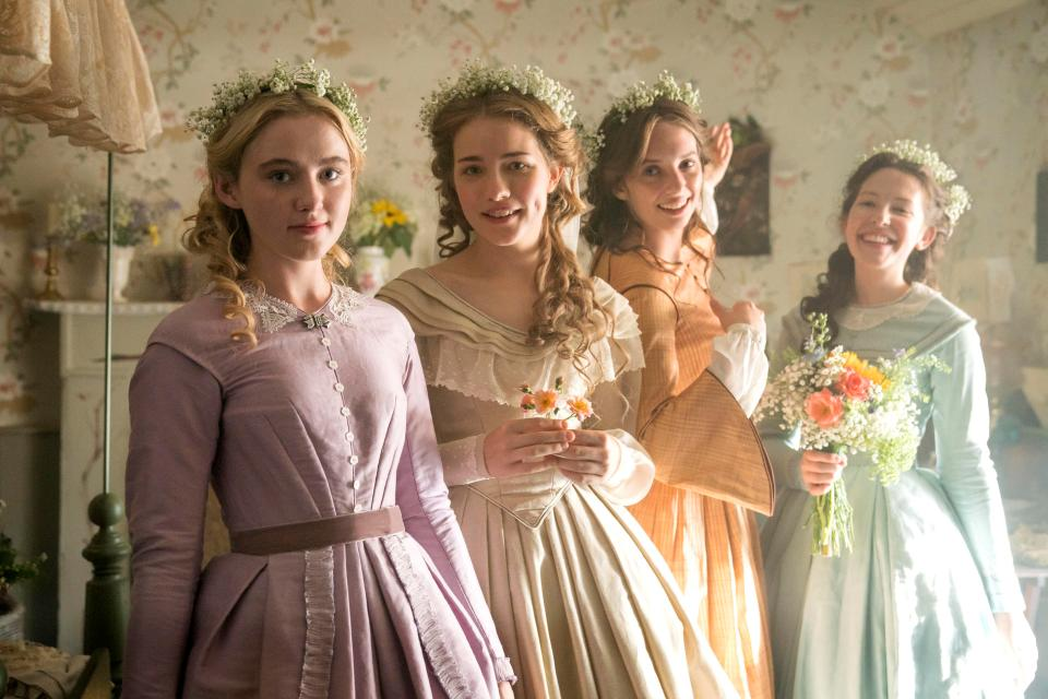 Little Women BBC One
