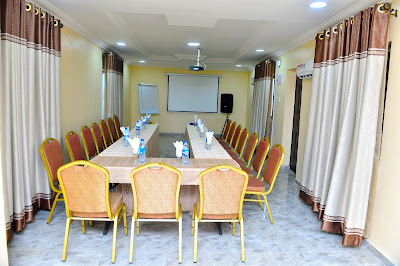 Meeting room for business and official dealings