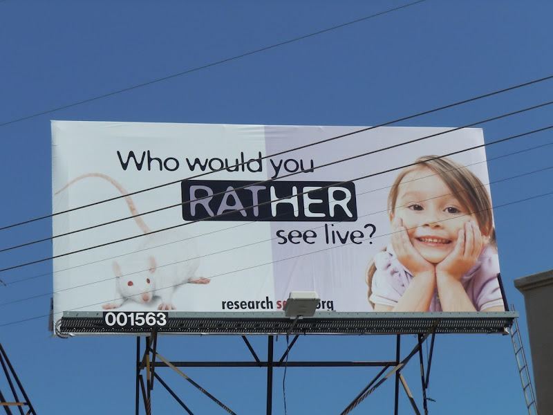 Rather see live billboard