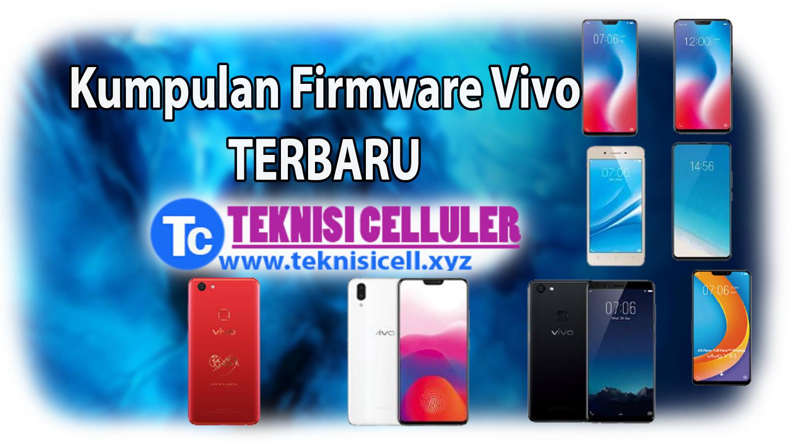 Download Kumpulan Firmware Vivo All Model Update Terbaru