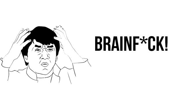 Programming Languages Exhibit: Brainf*ck!