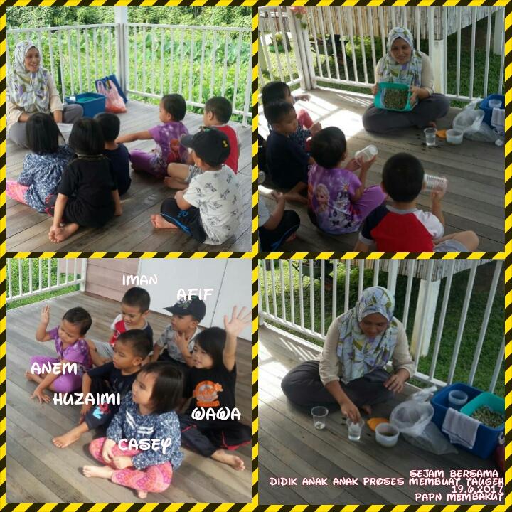 Pengalaman Mengajar di PAPN Membakut