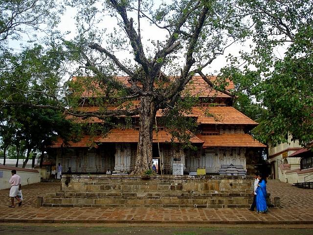 Temples of Kerala - Vadakkunnathan temple Temple - Thrissur