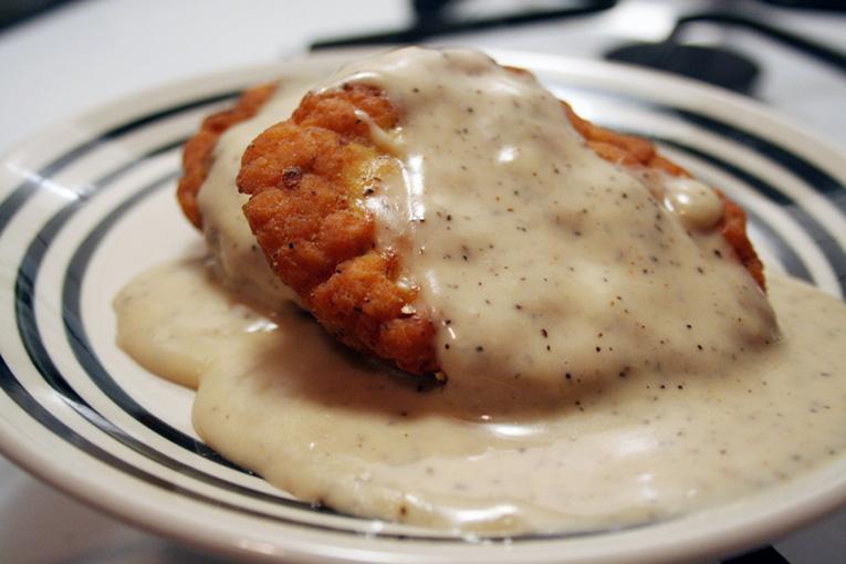 Chicken Fried Turkey Steak Eattalk Food For Blog