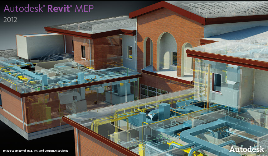 Revit Mep Displaying Revit Mep Systems By Color