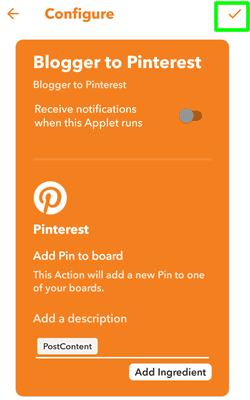 Da Blogger a Pinterest