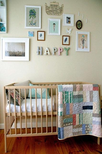 Cuadros para decorar una habitaci n infantil infantil decora for Cuadros habitacion bebe