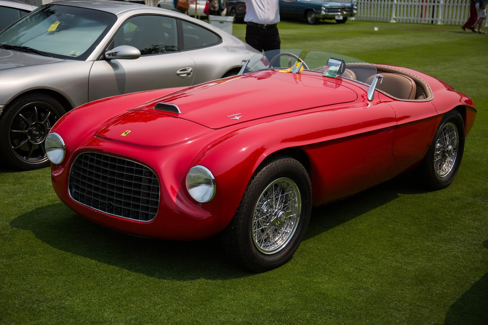 Photo Gallery: The super hot Cars In The Pebble Beach Parking Lot ...