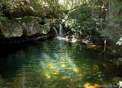 Piscinas Cachoeiras da Loquinhas – Chapada dos Veadeiros