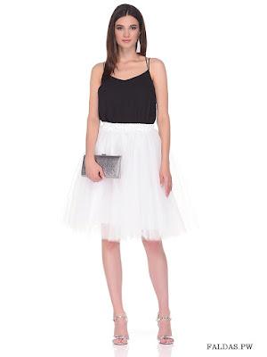 Faldas Blancas