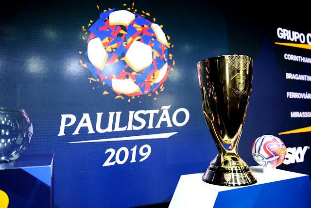 Campeonato Paulista 2019 classificação jogos e muito mais