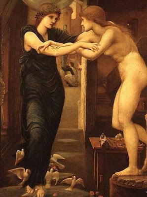 Pygmalion şi Galateea